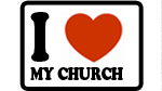 I [heart] My Church--Click here to listen to an individual week
