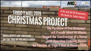 Trigo Y Miel 2019 Christmas Project